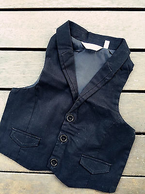 New Boys Children Kids Cool Handsome Casual Formal Suits Party Spring Vest