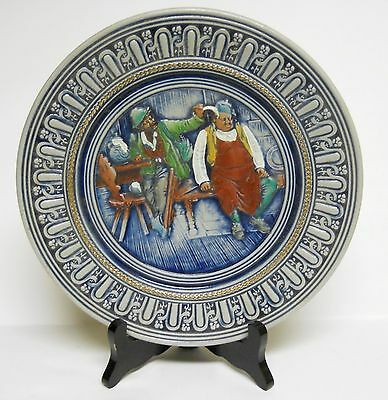 Gerz West Germany Stoneware Charger/Plate