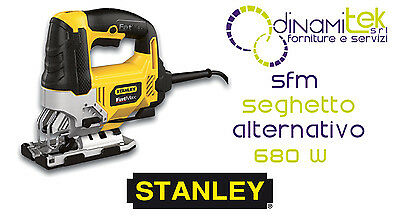 SFM SEGHETTO ALTERNATIVO 680W– STANLEY– FME340K-QS