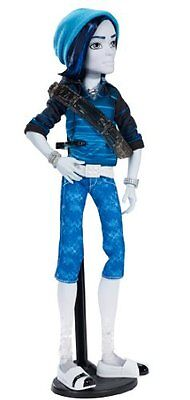 Monster High New Scaremester Invisi Billy Doll , New, Free Shipping