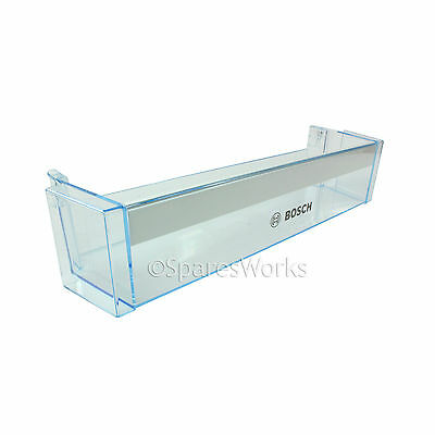 BOSCH Fridge Freezer Door Bottle Shelf Refrigerator Bottle Bar Genuine