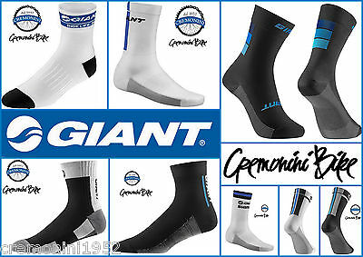 GIANT calzini bici ciclismo socks calze cyclist bike mtb sock mountain road DH
