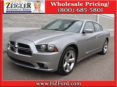 Dodge : Charger SE SE 3.6L Power Moonroof Leather Interior Heated Front Seats Heated Rear Seats 2