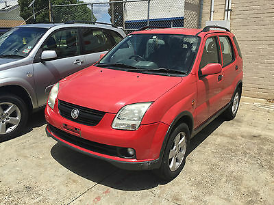 Lot#484 - Now Wrecking Holden Cruze 2003 Yg 4Dr Wagon 4Sp At 1.5L