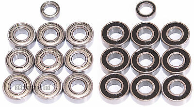 TAMIYA 58043 GrassHopper 58346 2005 Version Bearing Kit (COMPLETE) 10 Bearings