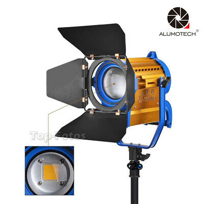 Dimmable Bi-color Wireless-Remote 1500WS Fresnel LED Spotlight for Studio Video