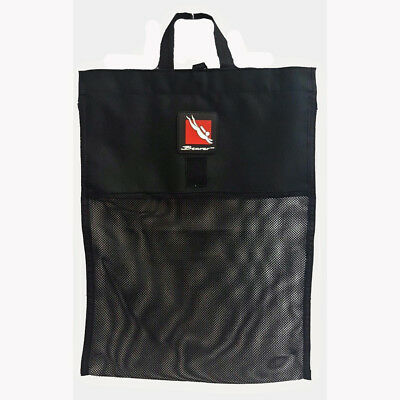 Beaver Sports - DELUXE Roll up Mesh Beach Bag / Scuba Divers Goody Gear Swag