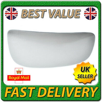 Right Bottom Lower Blind Spot Wing Door Mirror Glass for FIAT SCUDO 2007 on