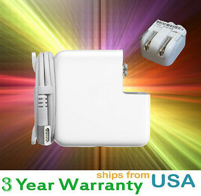 """45W AC Adapter Charger Power Supply Cord for Apple Air MacBook 11"""" 13"""" ADP-54GD"""
