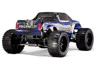 Volcano EPX 1/10 Scale Electric Brushed Redcat RC Truck