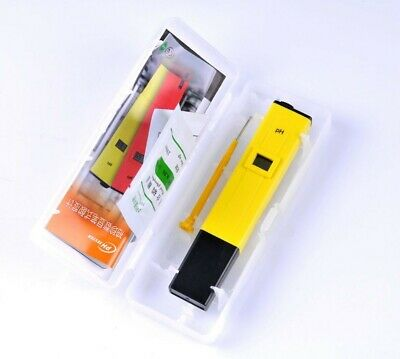 Digital LCD PH Meter Tester Mini Pocket Auto Pen for Aquarium Pool Water