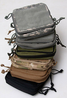 Milspec Monkey MSM Tactical Tailor - STEALTH UTILITY ADMIN Pouch MARINE COYOTE