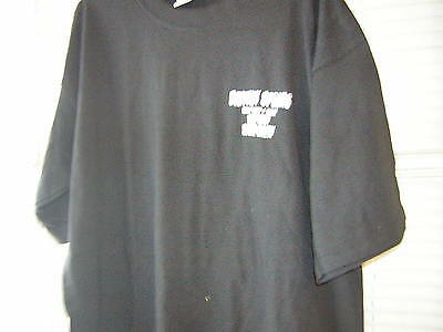Britney Spears Shirt 2001 Local Crew Roadie Promo Stage Hand