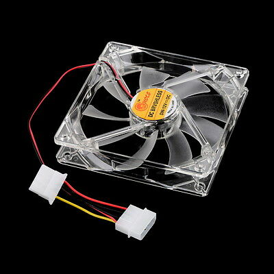 Sleeve Bearing Technology Fans 4 LED Blue for Computer PC Case Cooling 120MM OK