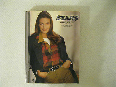 Vintage Sears 1992-1993 Fall/Winter Annual Catalog