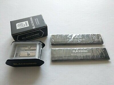 PALOMINO BLACKWING Accessories SET(Pencil Sharpener, Eraser 20ea)
