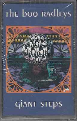 K7 Audio (Tape)  The Boo Radleys   *giant Steps* (Scellee)