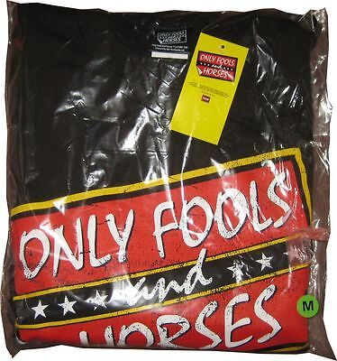 Only Fools and Horses Red Logo OFFICIAL Jumper