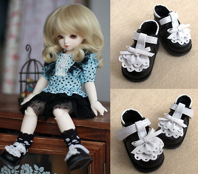 YOSD Shoes Cake for LittleFee-Black