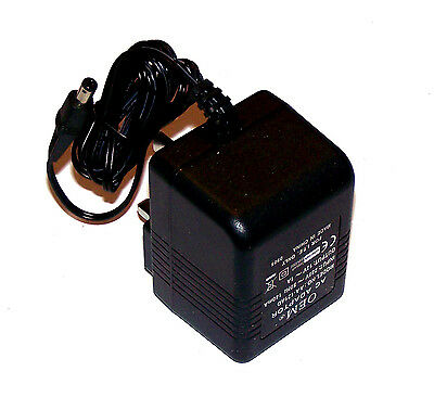 OEM AA-121AD 12VAC 1A UK AC Adapter with Barrel Connector