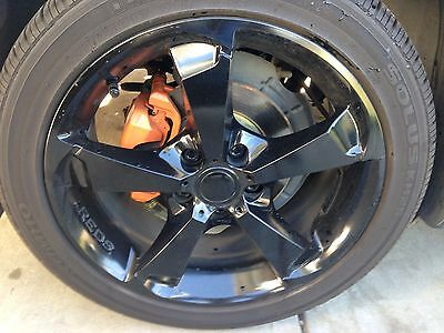 17 Inch Rim And Tire