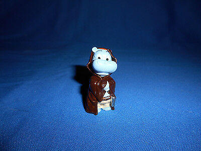 OBI-WAN Ben KENOBI Happy Hippo STAR WARS Cartoon Figurine Kinder Surprise Figure