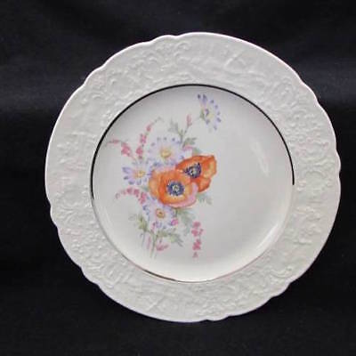 Old Holland Ware Universal Cambridge Ohio Floral Bread and Butter Plate S22