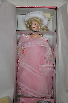 Paradise Gallerires ASHLEY SOUTHERN BELL IN PINK NEW NEVER REMOVED FROM BOX