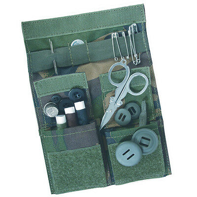 NEW Web-tex Multicam Army MTP Camo Military TA Housewife Field Repair Sewing Kit