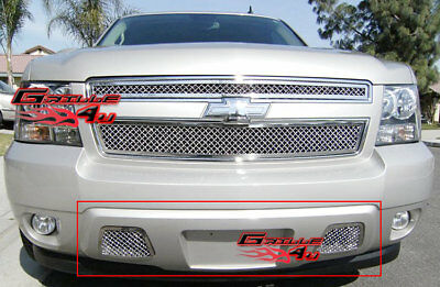 APS 2007-2013 Tahoe/Avalanche/Suburban Bumper Bold Mesh Grille 08 09 10 11 12