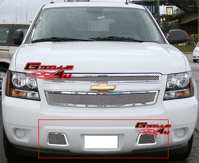 APS 2007-2013 Tahoe/Avalanche/Suburban Bumper Mesh Grille Insert 08 09 10 11 12
