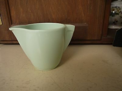 Boonton ware Creamer~Mint Green~Excellent~Made in Boonton NJ~ #506~Vintage