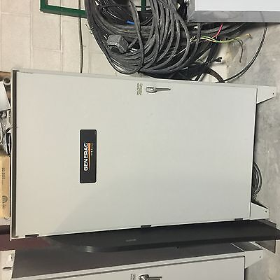 Transfer Switch 800A 120/240V
