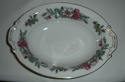 MONARCH China MONTANA ROSE pattern, Occupied Japan Serving Bowl