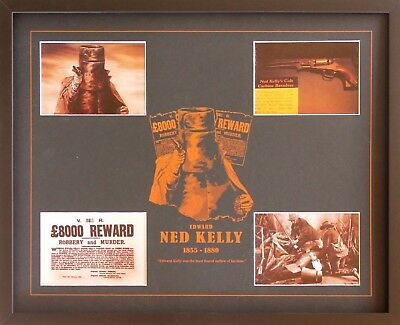 New Ned Kelly Limited Edition Memorabilia