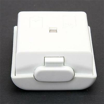 3X Battery Back Cover Case Shell Pack Part fr Xbox 360 Wireless Controller White
