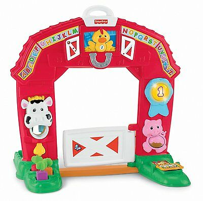 Perfect Condition Fisher Price Laugh and Learn Learning Farm