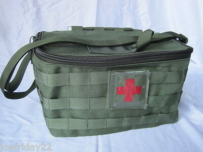 London Bridge LBT Mojo OD Green Medical Pack Bag Medic Corpsman IFAK First Aid