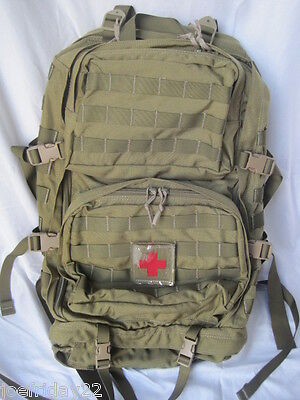 London Bridge LBT Mojo 614 Tan Evacuation Medical Pack Medic Corpsman