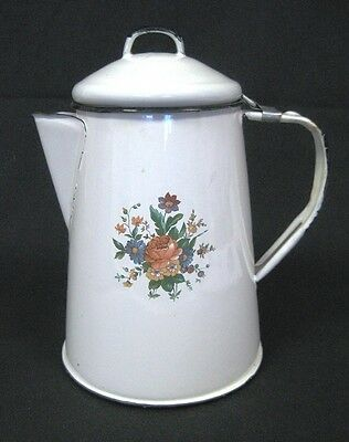 Porcelain Coffee and or Tea Pot -  Outstanding Condition - No inside parts.