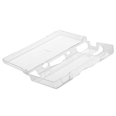 Protective Armour Shell Case Cover for Nintendo DS Lite NDSL Crystal Clear Hard