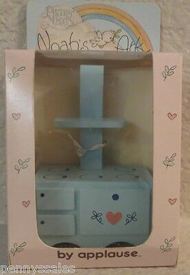 Precious Moments Noah's Ark Stove by Applause 1988 NEW