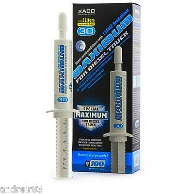 XADO Maximum for Power Steering Booster of Diesel Truck with Revitalizant