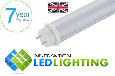 LED T8 Tube Light 2ft 4ft 5ft - Retrofit - Fluorescent Replacement - High Spec