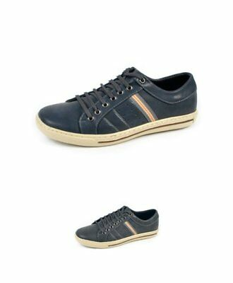Men's Casual Hipster Shoe Sneaker Stitched Outer Lining