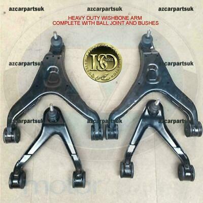 For Iveco Daily Front suspension wishbones track control arms lower Upper Kit X4