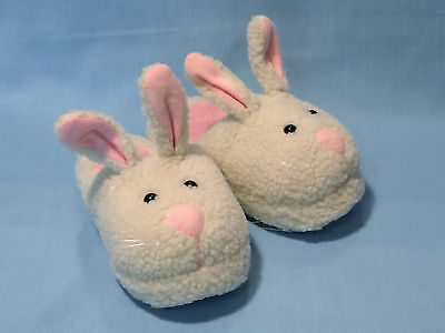 Classic Bunny Slippers - Size Small - Fits Women 5 - 7.5