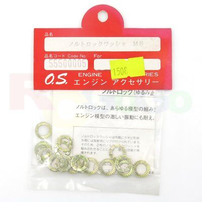 NORD LOCK WASHER M6 # OS55500005 **O.S. Engines Genuine Parts**