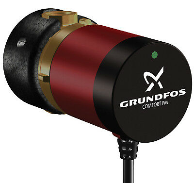 Zirkulationspumpe Grundfos UP15-14 B PM DE 80mm Baulänge 98358985 Pumpe