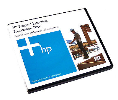 HP 301972-C11 ProLiant Essentials Foundation Pack Version 7.40